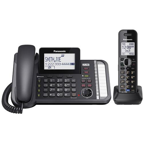 Panasonic Link2Cell KX-TG9581B Cordless Phone KXTG9581B