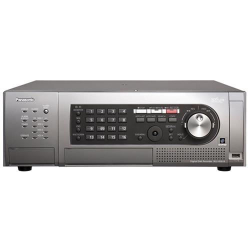 Panasonic WJ-HD616 16-Channel H.264 Digital Disk WJHD616/16000T4