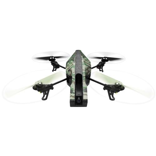 Parrot AR.Drone 2.0 Quadcopter Elite Edition (Jungle) PF721802