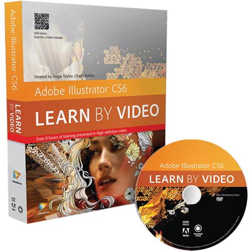 Pearson Education DVD: Adobe Illustrator CS6: 9780321840684