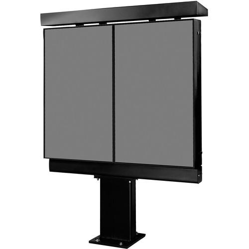 Peerless-AV Xtreme Outdoor Double Digital Menu KOP547-XTR-2
