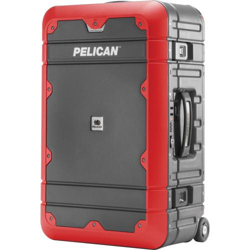 Pelican BA22 Elite Carry-On Luggage LG-BA22-GRYRED