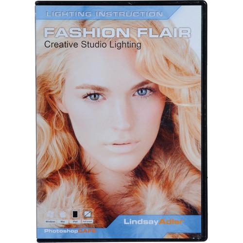 PhotoshopCAFE Training DVD: Fashion Flair Creative FLAIRADLER
