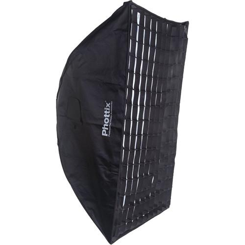 Phottix 2-in-1 Softbox with Grid (36 x 47