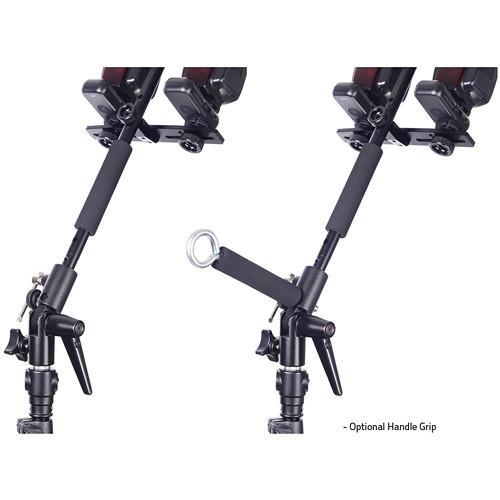 Phottix Multi Boom Flash Bracket with Varos II BG Combo PH87521