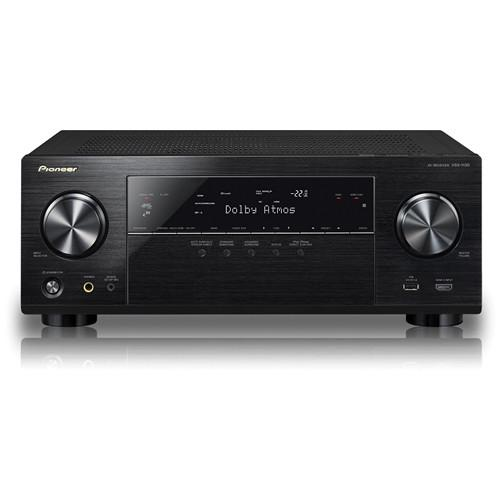 Pioneer VSX-1130-K 7.2-Channel Network AV Receiver VSX-1130-K
