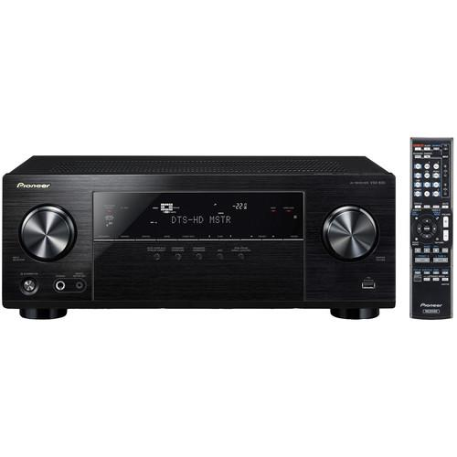 Pioneer VSX-830-K 5.2-Channel Network AV Receiver VSX-830-K