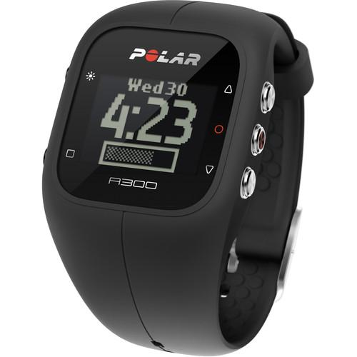 Polar A300 Fitness and Activity Monitor (Charcoal Black)
