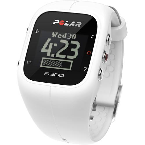 Polar A300 Fitness and Activity Monitor (Powder White) 90054229