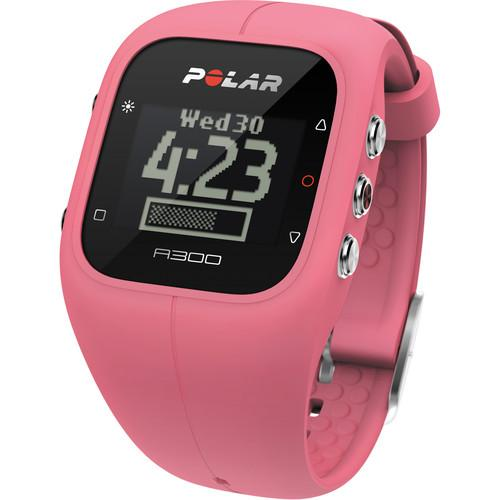 Polar A300 Fitness and Activity Monitor (Sorbet Pink) 90054237