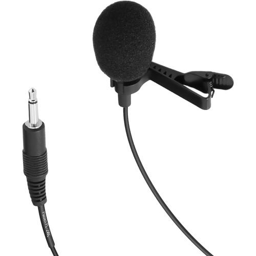 Polsen PL-2WC Cardioid Lavalier Microphone with 1/8