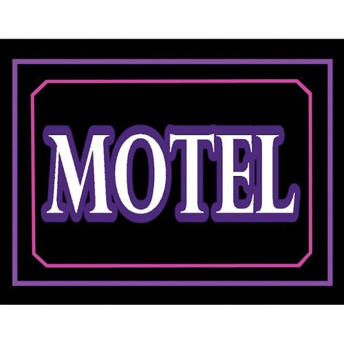 Porta-Trace / Gagne LED Light Panel with Motel Logo 2436-MOTEL