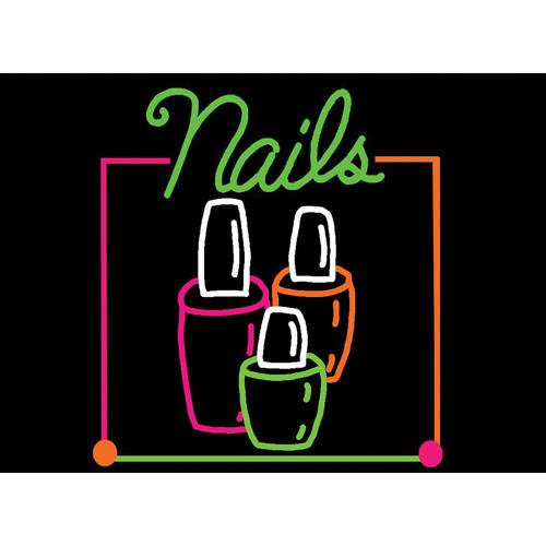 Porta-Trace / Gagne LED Light Panel with Nails Logo 2436-NAILS