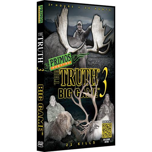PRIMOS  DVD: The TRUTH 3 - Big Game PS49051