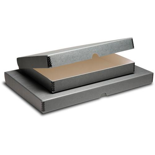 Print File Clamshell Metal Edge Box (9x12