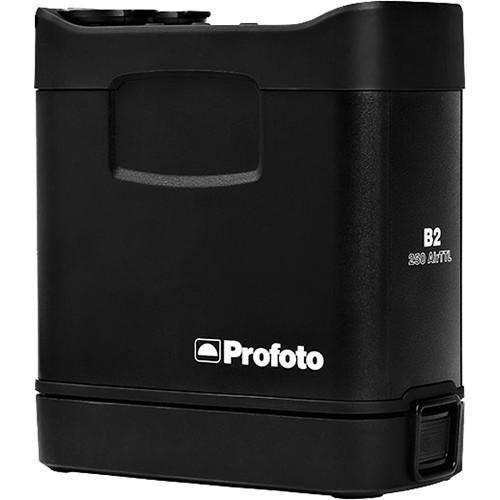 Profoto B2 250 AirTTL Power Pack without Battery 901107