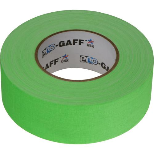 ProTapes  Pro Gaff Cloth Tape 001UPCG225MFLGRN