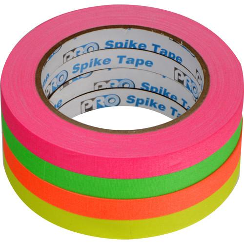 ProTapes Pro Spike Stack Fluorescent Cloth 001UPCGS1220MFLUOR