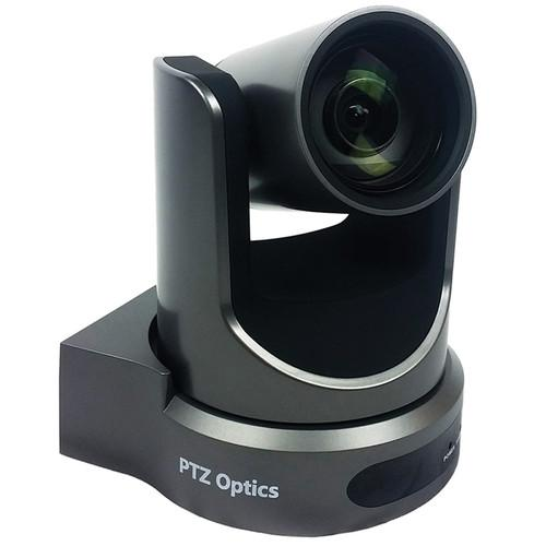 PTZOptics 12x-SDI Video Conferencing Camera (Gray) PT12X-SDI-GY