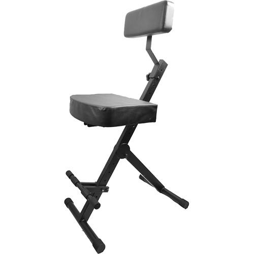 Pyle Pro PKST70 Musician & Performer Chair Seat Stool PKST70