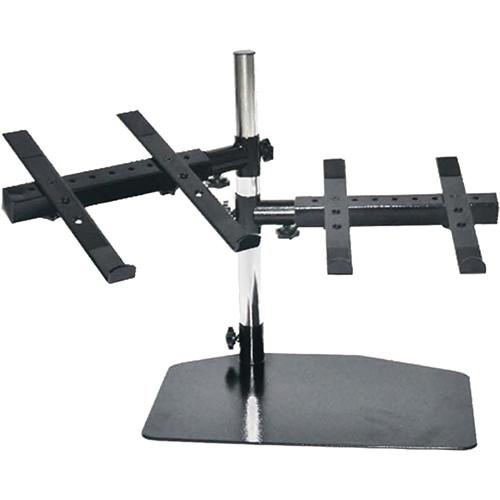 Pyle Pro Universal Dual Device Holder Stand PLPTS45