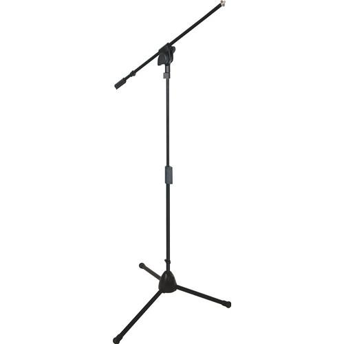 QuikLok A-512 Pro Series Heavy-Duty Tripod-Base Mic Stand A-512