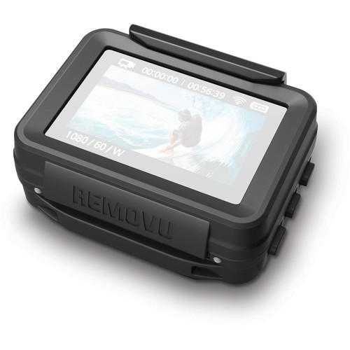 REMOVU P1 Wi-Fi Remote Viewer for GoPro HERO3/3 /4 LCD RM-P1