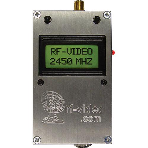 RF-Video WTX-2400/H Audio / Video Transmitter WTX-2400/H