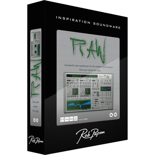Rob Papen RAW - Phase Distortion Virtual Synthesizer RPRAW