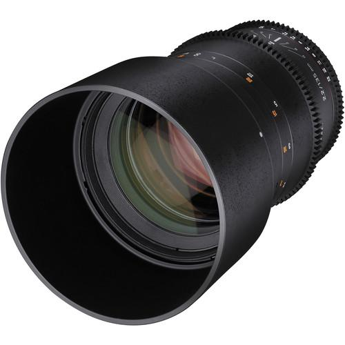 Rokinon 135mm T2.2 Cine DS Lens for Canon EF Mount DS135M-C