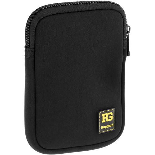 Ruggard Neoprene Case for Portable Hard Drives HPN-PVB