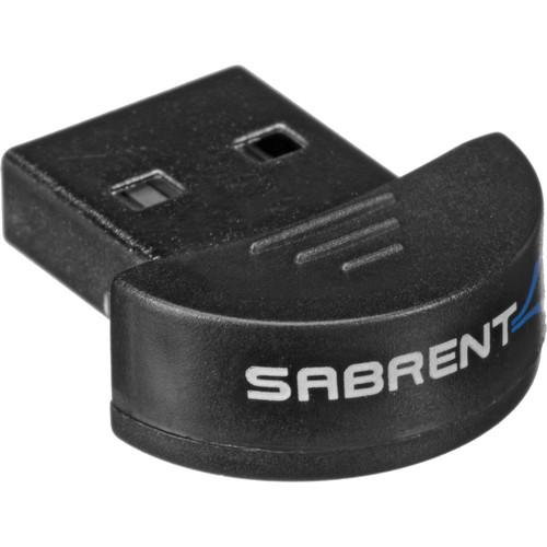 Sabrent BT-USBT Micro Wireless Bluetooth 2.0 Dongle BT-USBT