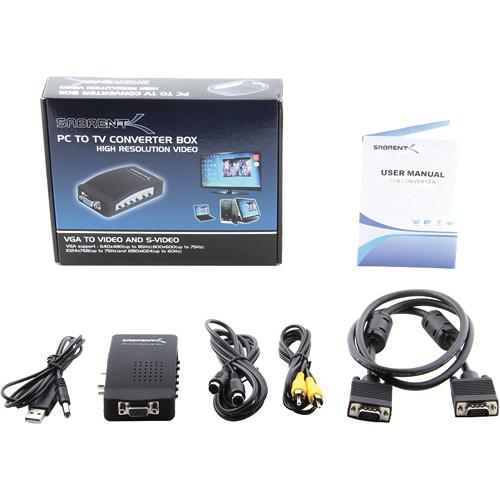 Sabrent  TV-PC85 PC-to-TV Converter TV-PC85