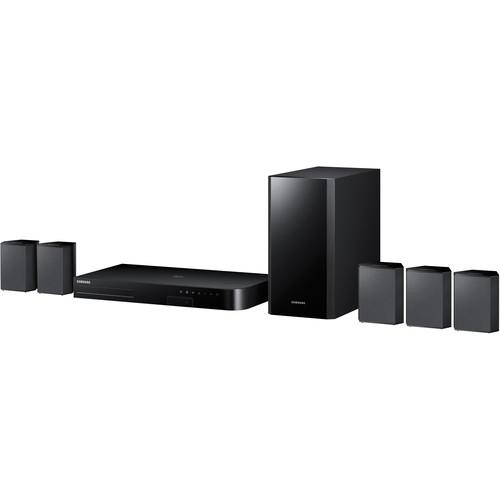 Samsung HT-J4500W 5.1-Channel Smart Blu-ray Home HT-J4500/ZA