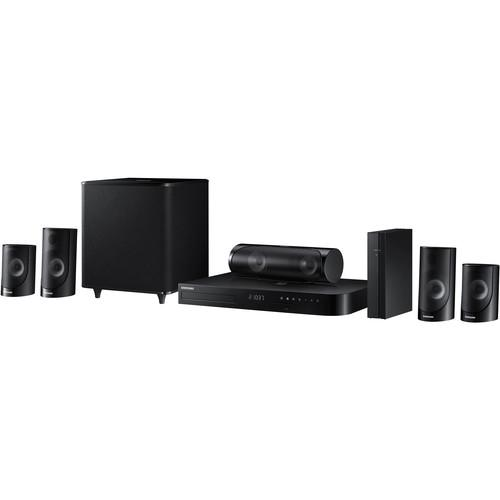 Samsung HT-J5500W 5.1-Channel Smart Blu-ray Home HT-J5500W/ZA