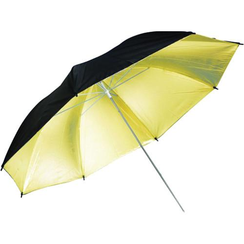 Savage Black and Gold Umbrella (36