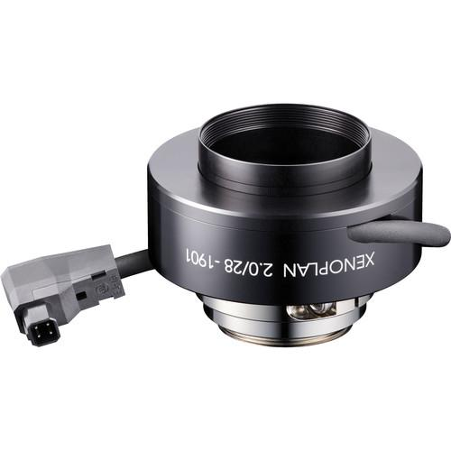 Schneider Xenoplan C-Mount 4MP F2.0 28mm P-Iris Lens 22-1061456