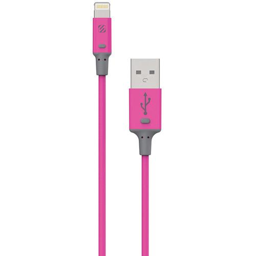 Scosche strikeLINE II Charge/Sync Cable for Lightning I2PKA