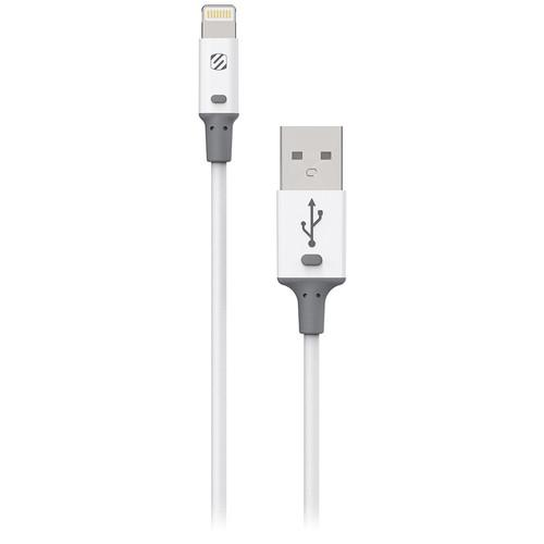 Scosche strikeLINE II Charge/Sync Cable for Lightning I2WTA