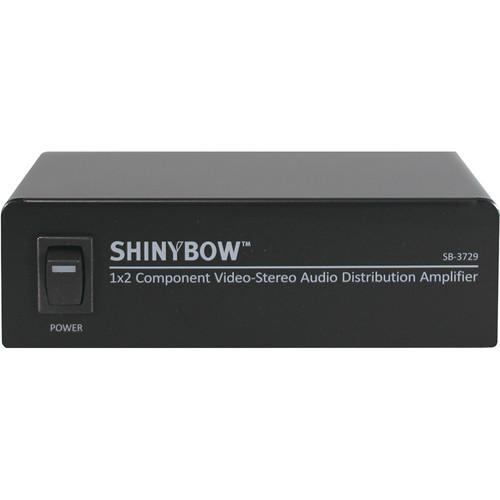 Shinybow SB-3729 1 x 2 Component Video Splitter SB-3729