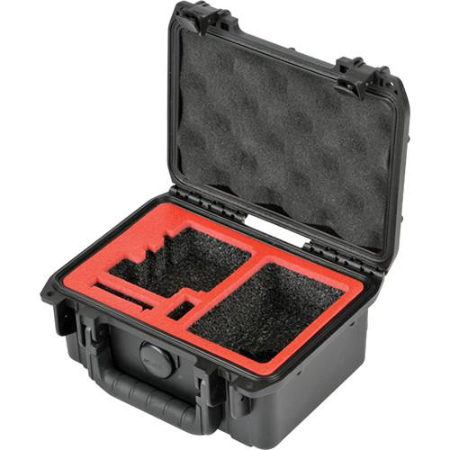 SKB iSeries 0705-3 Waterproof Single GoPro Case 3I-0705-3-GP1