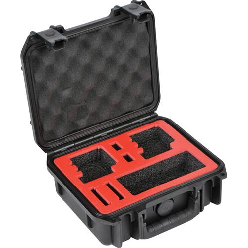 SKB iSeries 0907-4 Waterproof Double GoPro Case 3I-0907-4-GP2