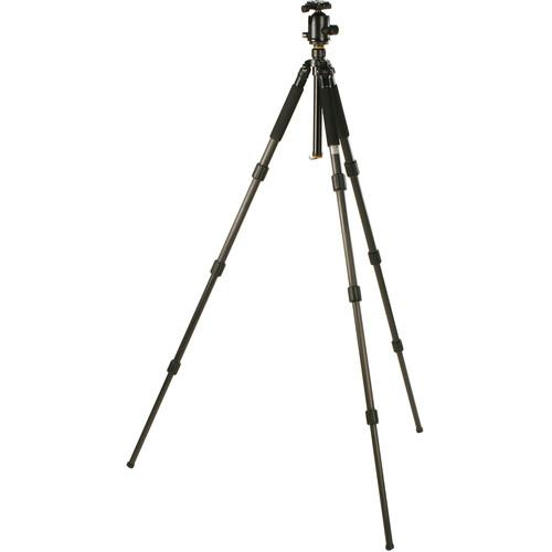 Smith-Victor CF500X Carbon Fiber Tripod with BH8X Ball 700437