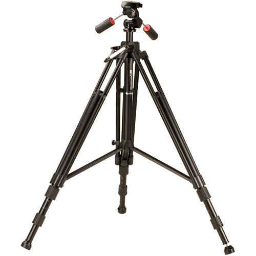 Smith-Victor Propod IVA Aluminum Tripod with PRO-4A 3-Way 700100