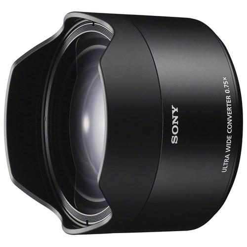 Sony 21mm Ultra-Wide Conversion Lens for FE 28mm f/2 SEL075UWC
