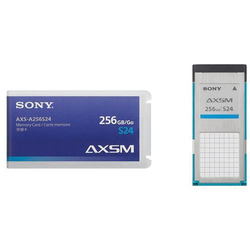 Sony AXS Memory A Series Card (256GB, 2.4 Gbps) AXS-A256S24