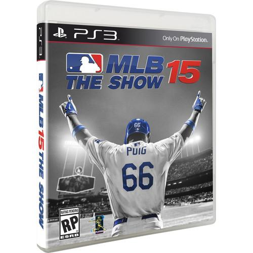 Sony  MLB 15 The Show (PS3) 3000236