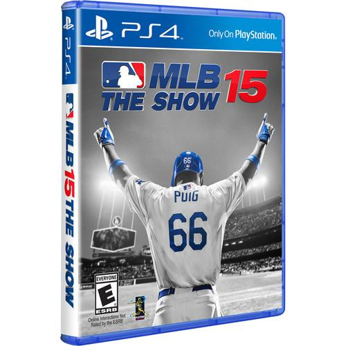 Sony  MLB 15 The Show (PS4) 3000235