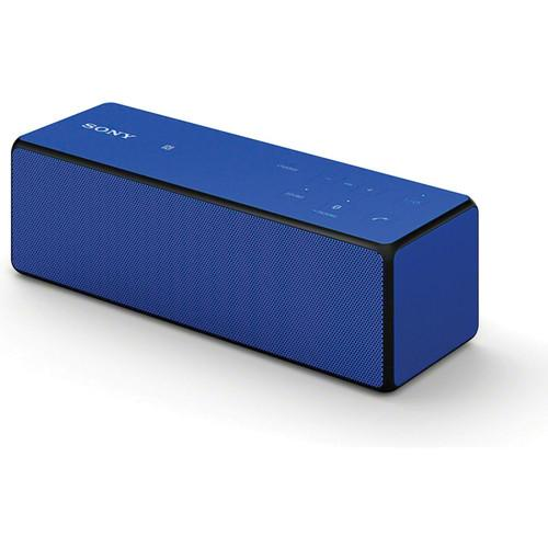Sony SRS-X33 Portable Bluetooth Speaker (Blue) SRSX33/BLUE