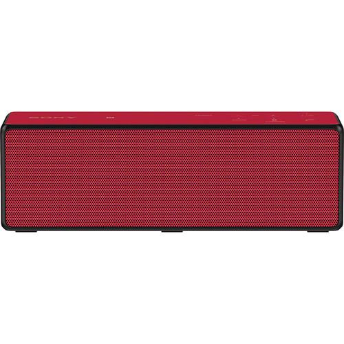 Sony SRS-X33 Portable Bluetooth Speaker (Red) SRSX33/RED